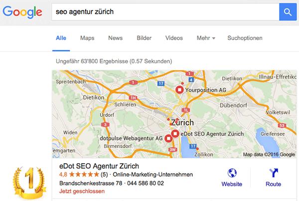 Agentur Zuerich